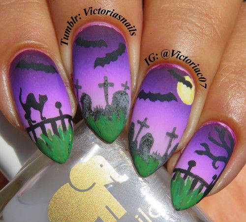 30-Best-Halloween-Nails-Art-Designs-Ideas-2018-7