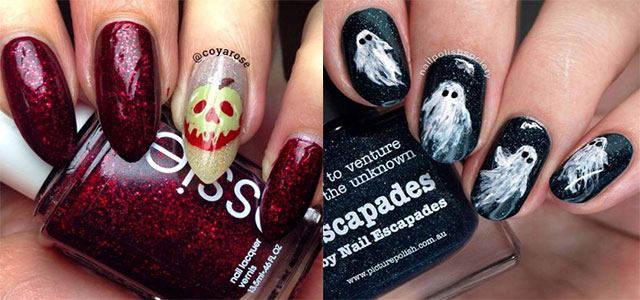 Halloween Nail Art Designs 2018
