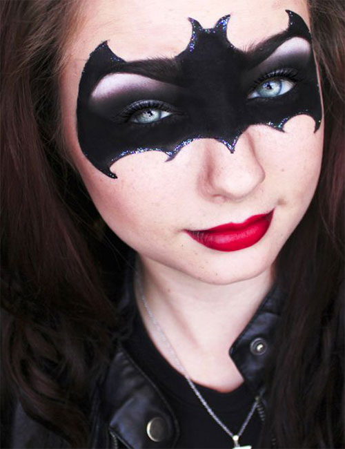 10-Halloween-Batman-Makeup-Ideas-For-Girls-Women-2018-1