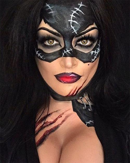 10-Halloween-Batman-Makeup-Ideas-For-Girls-Women-2018-3
