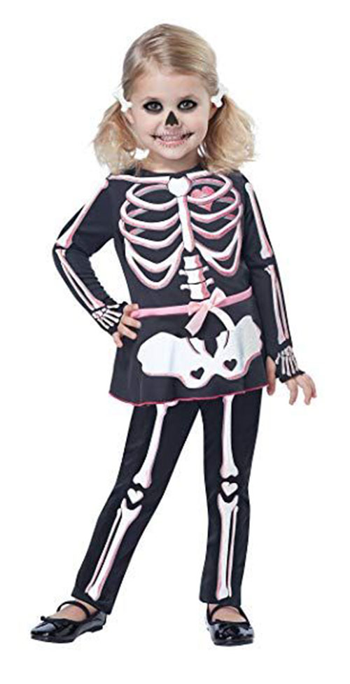 10-Skeleton-Halloween-Costumes-For-Kids-Girls-Women-2018-3