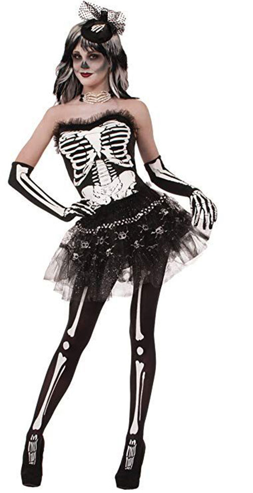 10-Skeleton-Halloween-Costumes-For-Kids-Girls-Women-2018-5
