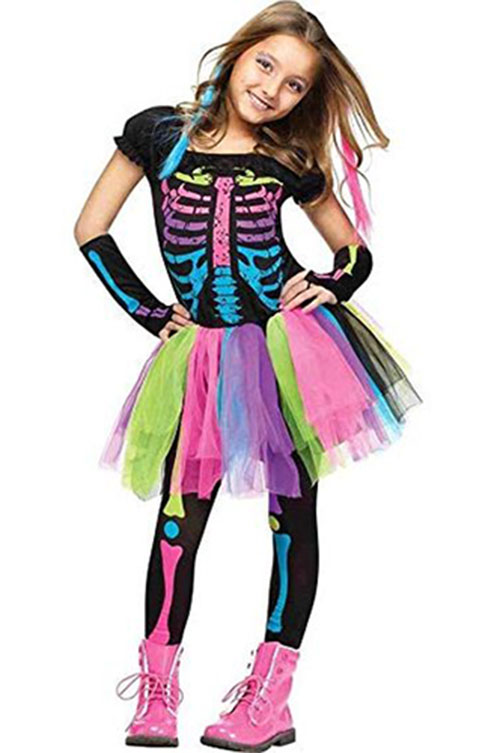 10-Skeleton-Halloween-Costumes-For-Kids-Girls-Women-2018-6