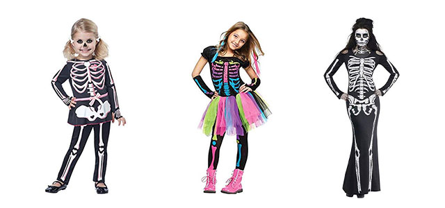 10-Skeleton-Halloween-Costumes-For-Kids-Girls-Women-2018-F