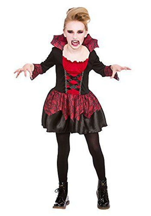 Halloween Vampire Costume Kids.10 Vampire Halloween Costumes For Kids Girls Women 2018 Modern