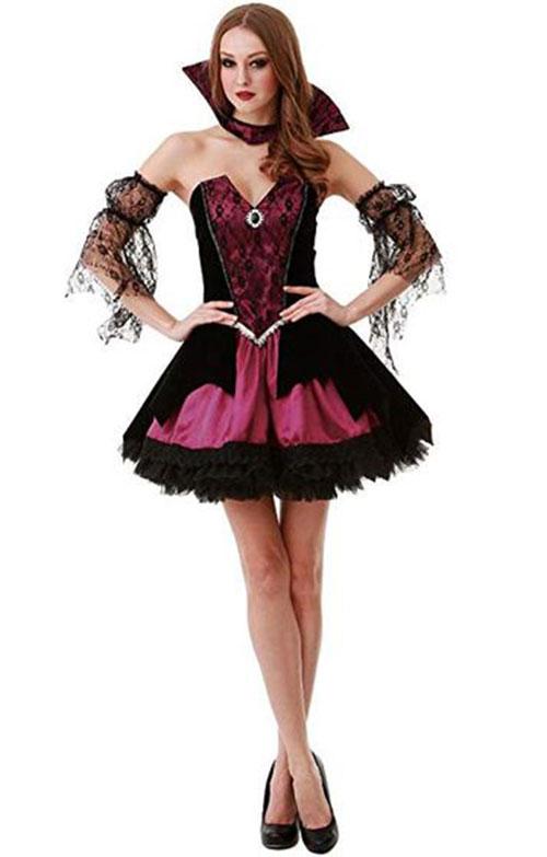 10-Vampire-Halloween-Costumes-For-Kids-Girls-Women-2018-9