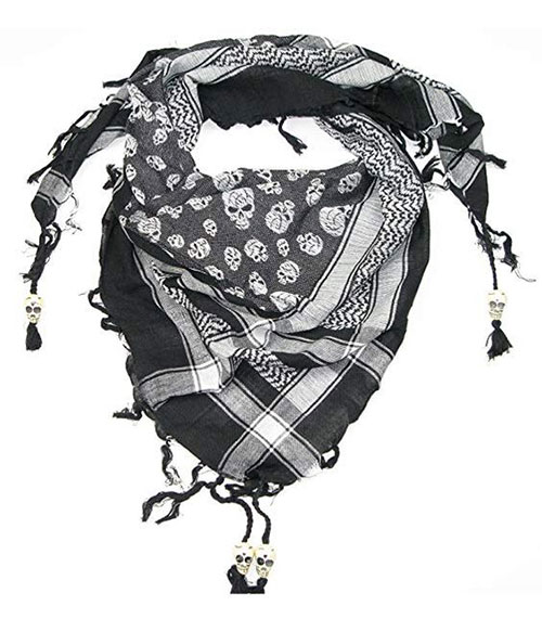 12-Halloween-Scarves-For-Girls-Women-2018-Scarf-Collection-13