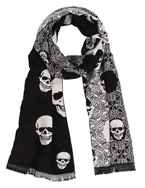 12-Halloween-Scarves-For-Girls-Women-2018-Scarf-Collection-4