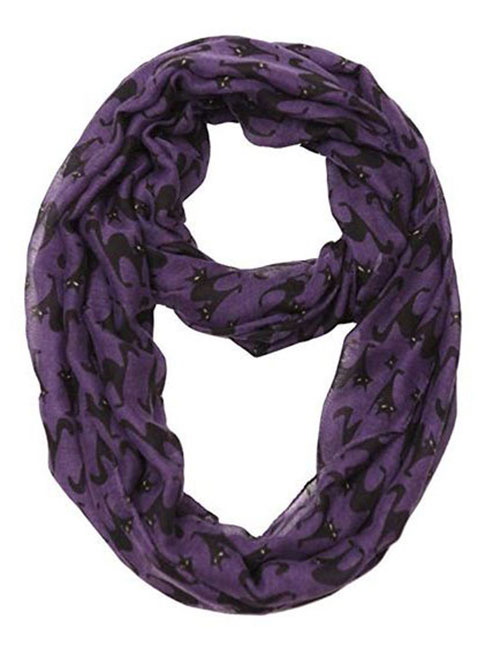 12-Halloween-Scarves-For-Girls-Women-2018-Scarf-Collection-7