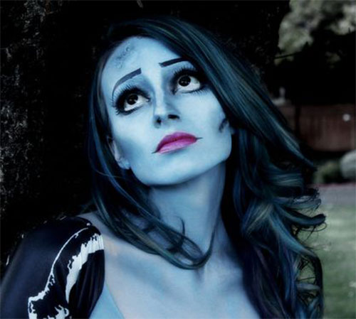 12-Scary-Halloween-Corpse-Bride-Makeup-Ideas-For-Girls-Women-2018-1