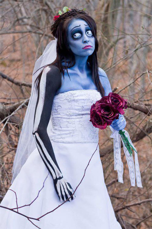 12-Scary-Halloween-Corpse-Bride-Makeup-Ideas-For-Girls-Women-2018-6