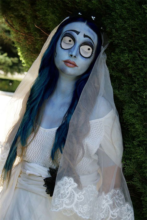 12-Scary-Halloween-Corpse-Bride-Makeup-Ideas-For-Girls-Women-2018-8