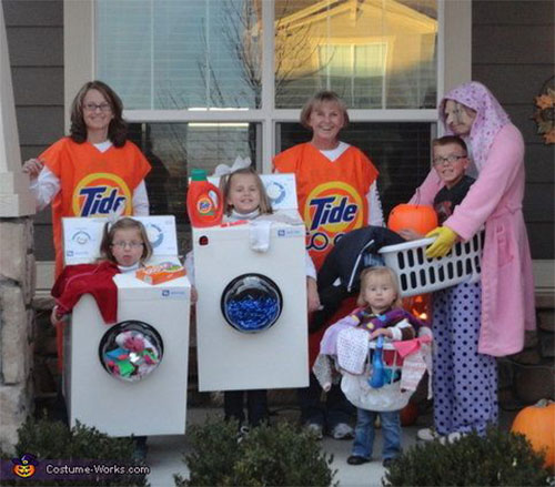 15-Creative-Group-Halloween-Costume-Ideas-For-Kids-Girls-2018-15