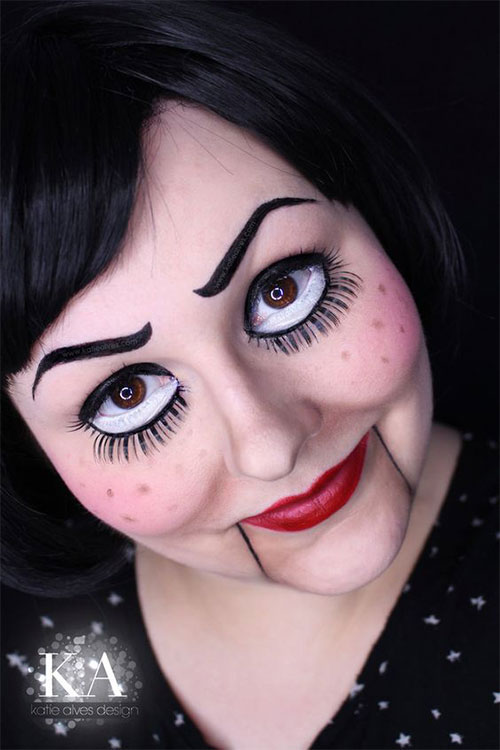 15-Halloween-Doll-Face-Makeup-Ideas-For-Girls-Women-2018-5