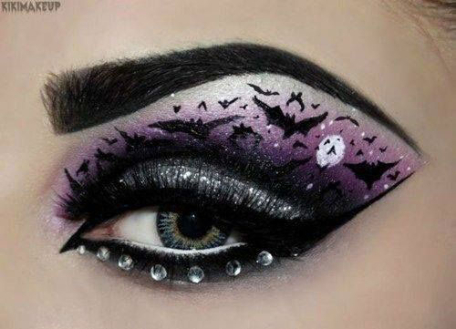 15-Halloween-Eye-Makeup-Ideas-Looks-For-Girls-Women-2018-13