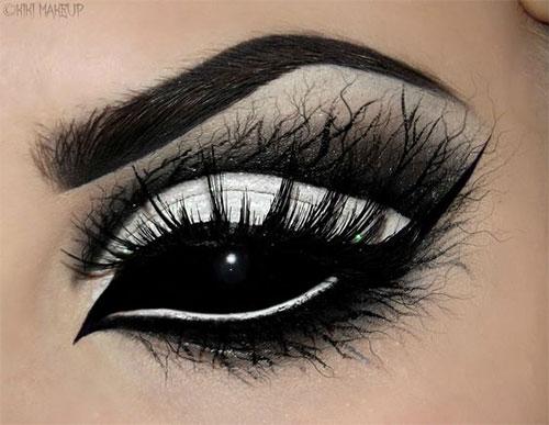 15-Halloween-Eye-Makeup-Ideas-Looks-For-Girls-Women-2018-5