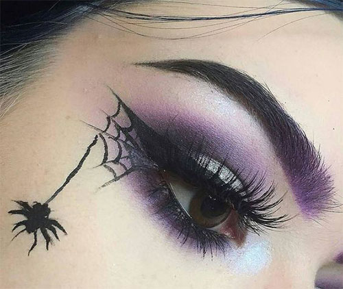 15-Halloween-Eye-Makeup-Ideas-Looks-For-Girls-Women-2018-8
