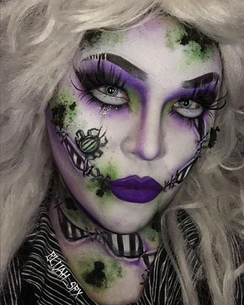 15-Halloween-Goth-Makeup-Ideas-For-Girls-Women-2018-2
