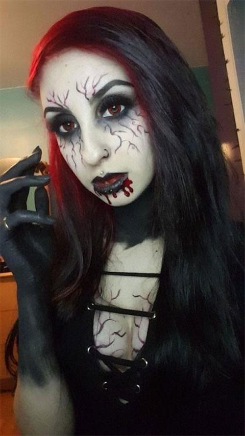 15-Halloween-Goth-Makeup-Ideas-For-Girls-Women-2018-5