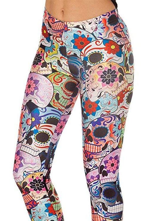 15-Halloween-Leggings-For-Girls-Women-2018-14