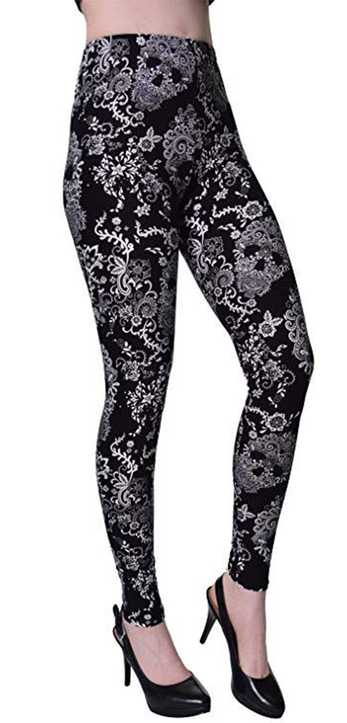 15-Halloween-Leggings-For-Girls-Women-2018-17