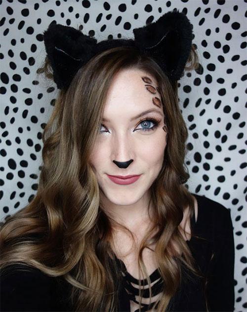 15-Simple-Easy-Halloween-Makeup-Ideas-For-Girls-Women-2018-10