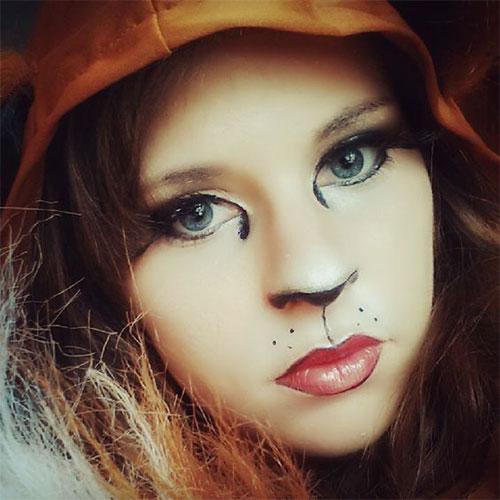 15-Simple-Easy-Halloween-Makeup-Ideas-For-Girls-Women-2018-13
