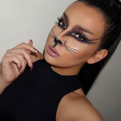 15-Simple-Easy-Halloween-Makeup-Ideas-For-Girls-Women-2018-15
