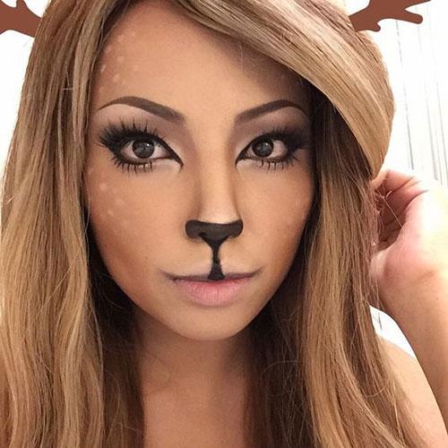 15-Simple-Easy-Halloween-Makeup-Ideas-For-Girls-Women-2018-4
