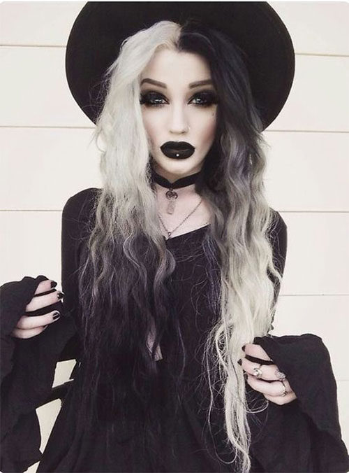 15-Witch-Halloween-Make-Up-Looks-For-Girls-Women-2018-1