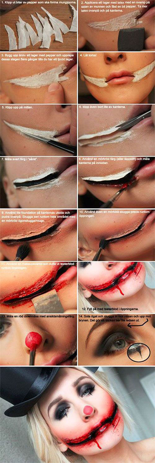 18-Easy-Step-By-Step-Halloween-Makeup-Tutorials-For-Beginners-2018-14