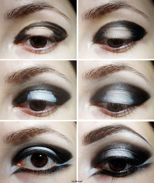 18-Easy-Step-By-Step-Halloween-Makeup-Tutorials-For-Beginners-2018-2