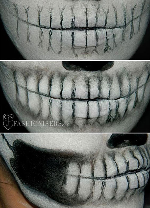 18-Easy-Step-By-Step-Halloween-Makeup-Tutorials-For-Beginners-2018-7