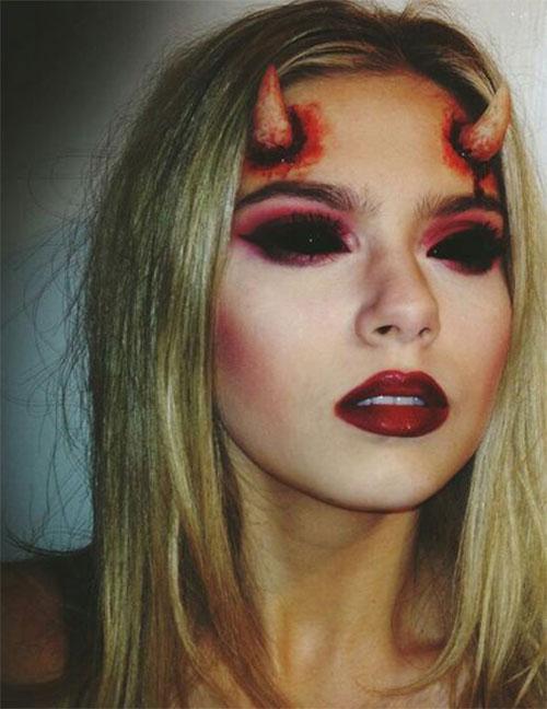 18-Halloween-Devil-Makeup-Ideas-For-Girls-Women-2018-15
