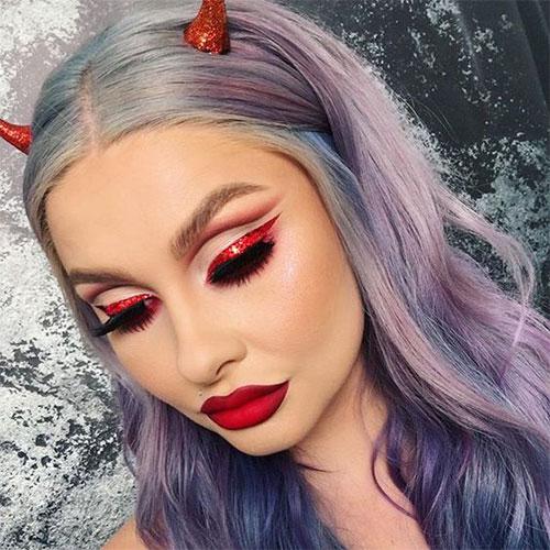 18-Halloween-Devil-Makeup-Ideas-For-Girls-Women-2018-18