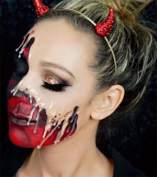 18-Halloween-Devil-Makeup-Ideas-For-Girls-Women-2018-5