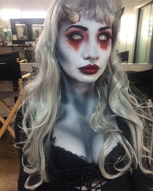 18-Halloween-Devil-Makeup-Ideas-For-Girls-Women-2018-9