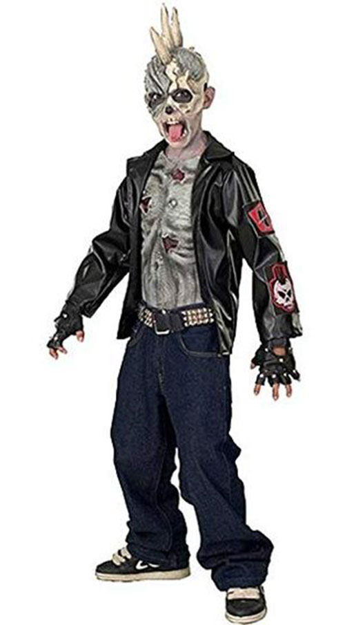 18 scary halloween zombie costumes for kids men