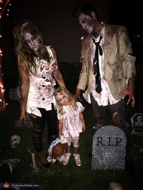Scary Halloween Costume Ideas For Kids.18 Unique Family Halloween Costume Ideas 2018 Modern