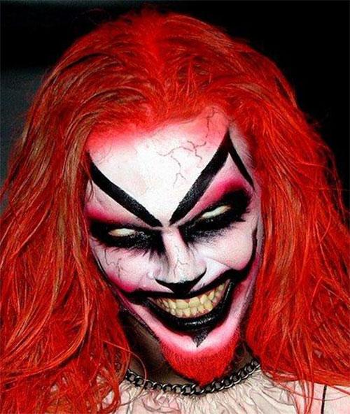 20-Halloween-Clown-Makeup-Ideas-For-Girls-Women-2018-10