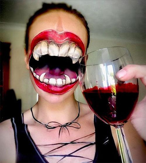 20-Scary-Halloween-MakeUp-Looks-For-Girls-Women-2018-16
