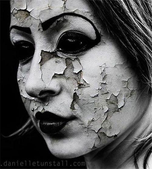 20-Scary-Halloween-MakeUp-Looks-For-Girls-Women-2018-17