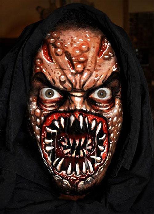 20-Scary-Halloween-MakeUp-Looks-For-Girls-Women-2018-5