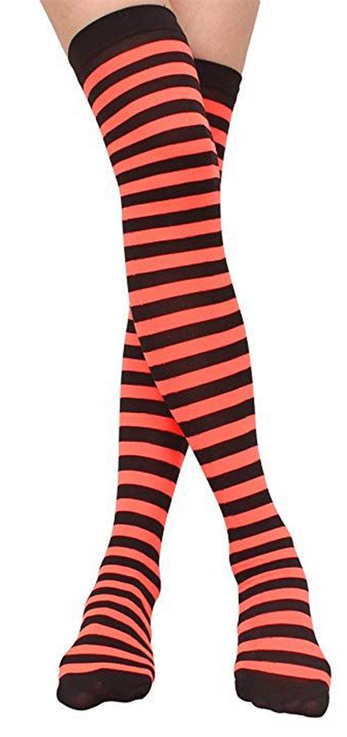 12-Halloween-Long-Socks-For-Girls-Women-2018-8