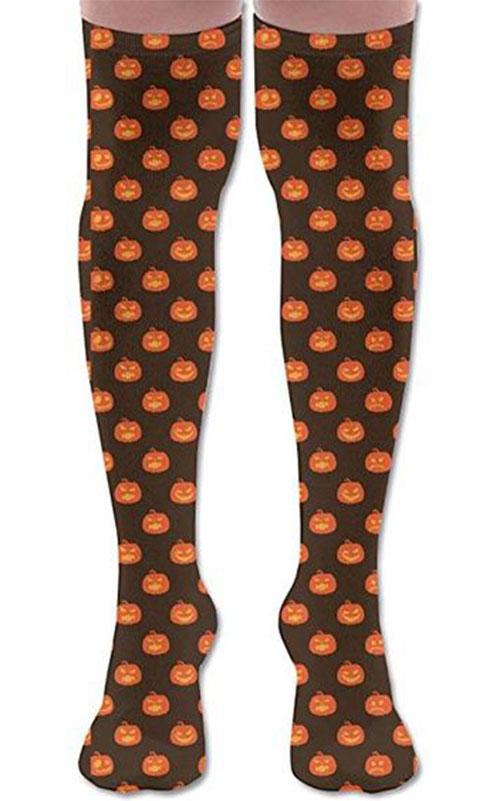 12-Halloween-Long-Socks-For-Girls-Women-2018-9