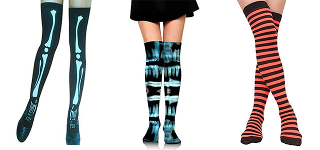12-Halloween-Long-Socks-For-Girls-Women-2018-F
