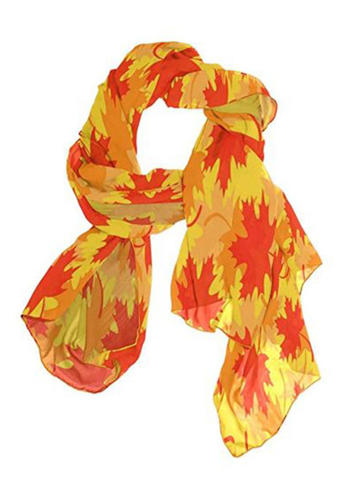 15-Autumn-Leaves-Scarves-For-Girls-Women-2018-Scarf-Collection-11