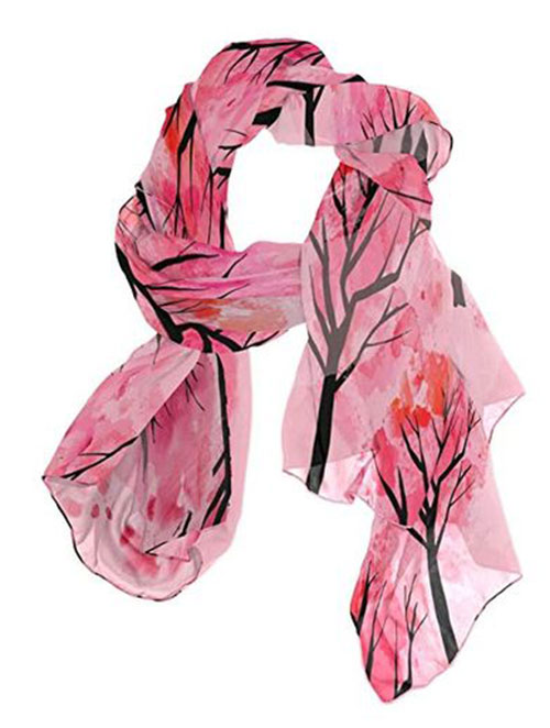 15-Autumn-Leaves-Scarves-For-Girls-Women-2018-Scarf-Collection-6