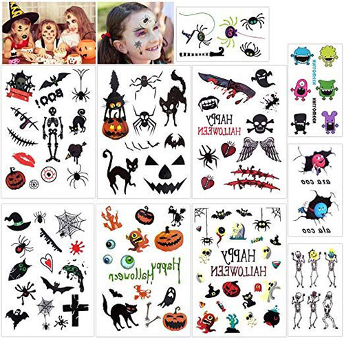 15-Scary-Fake-Temporary-Halloween-Tattoos-2018-7