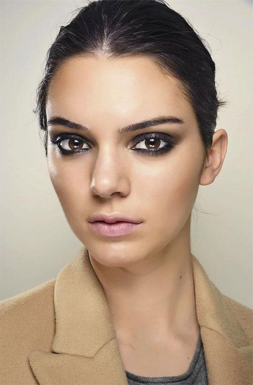 18-Autumn-Face-Makeup-Looks-Trends-Ideas-For-Girls-Women-2018-14